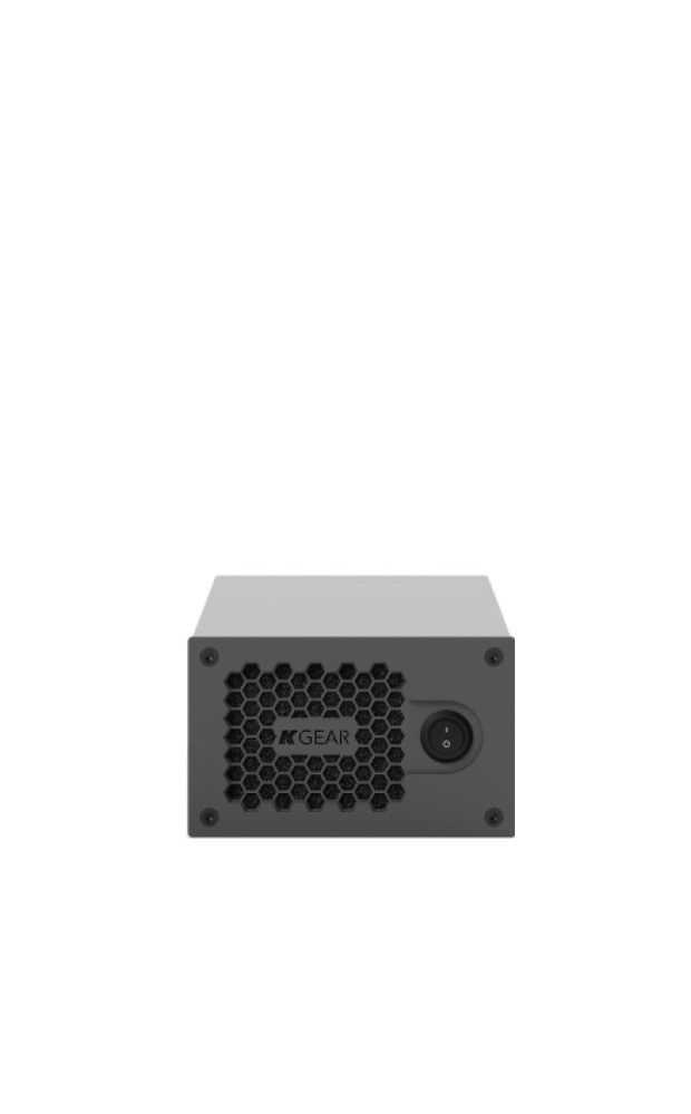 GA46 | 4x1500W Power Amplifier with DSP